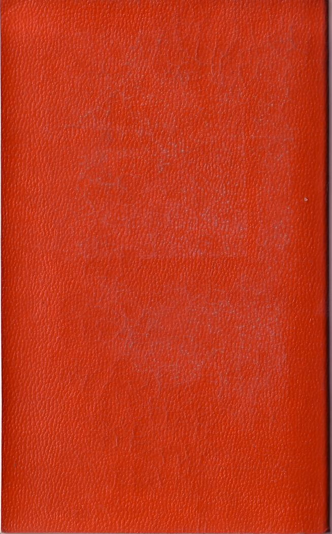 Dennis Wheatley  THE SHADOW OF TYBURN TREE magnified rear book cover image