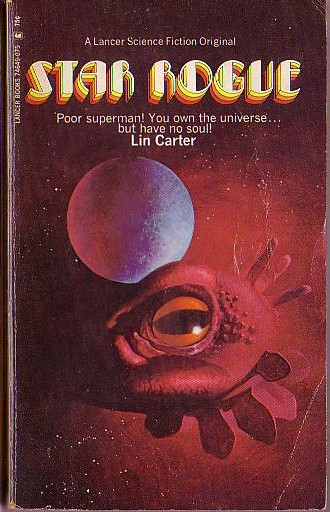 lin carter space rogue book cover scans