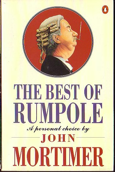 John Mortimer  THE BEST OF RUMPOLE front book cover image