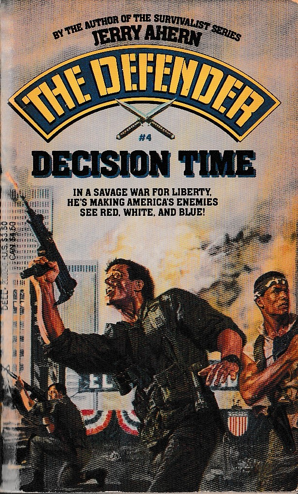 Decision Time (The Defender Book 4)