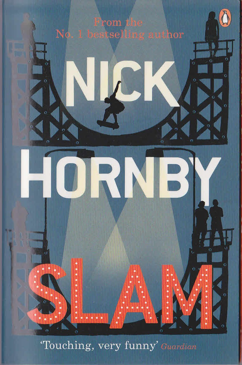 slam nick hornby Nick hornby from the bestselling author of funny girl, about a boy, and a long way down, a wise and hilarious novel about love, heartbreak, and rock and roll rob is a pop music junkie who runs his own semi-failing record store.