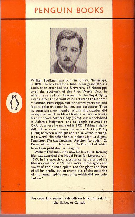 a summary of william faulkners novel intruder in the dust 24 quotes from intruder in the dust: rate this book ― william faulkner, intruder in the dust tags.