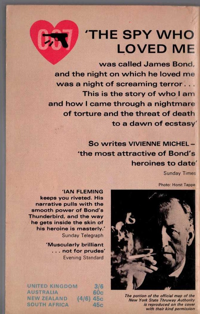 Charles Willeford  NEW HOPE FOR THE DEAD magnified rear book cover image