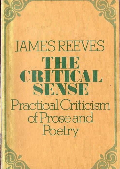 practical criticism Literary criticism (or literary studies) is the study, evaluation, and interpretation of literature modern literary criticism is often influenced by literary theory.