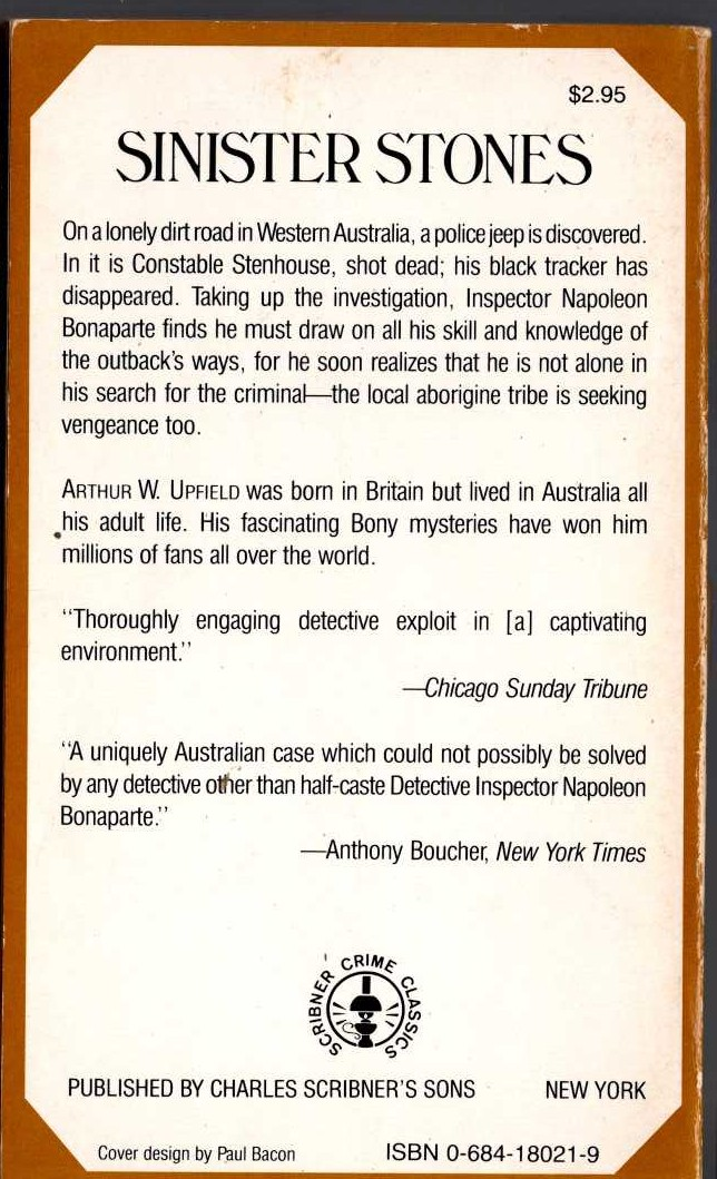 Dennis Wheatley  THE RAPE OF VENICE magnified rear book cover image