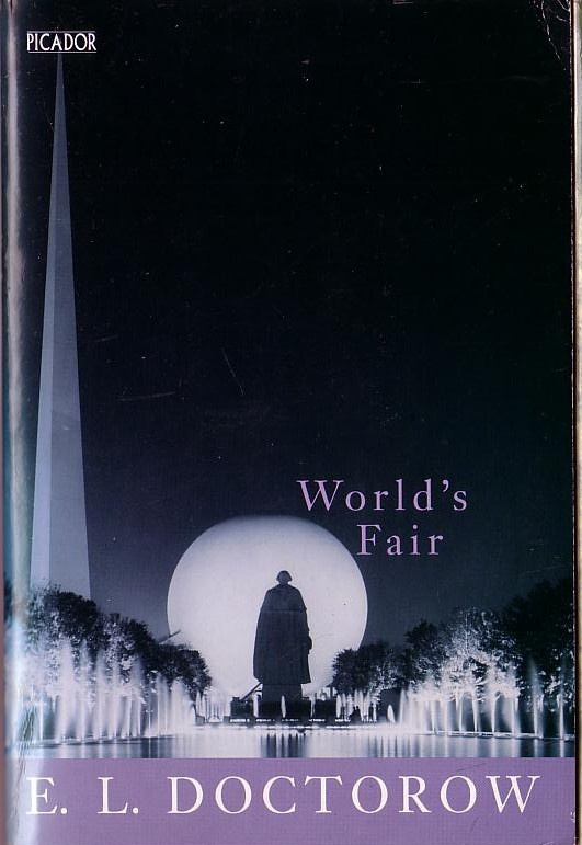 a review of wl doctorows book worlds memoir worlds fair Doctorow, didion among national book award new york - el doctorow's the march, his novelization of gen this family sold their dream house to world-school.
