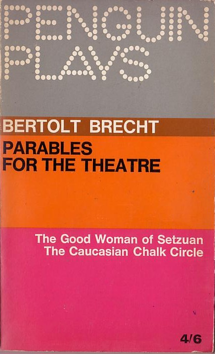 an analysis of the caucasian chalk a play by bertolt brecht The text of the caucasian chalk circle was translated by james and tania stern, and the songs by wh auden eric bentley's translation of the play, published by grove press differs slightly eric bentley's translation of the play, published by grove press differs slightly.