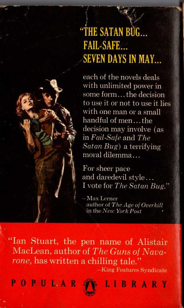 George G. Gilman  ADAM STEELE 28: STEELE'S WAR: THE STRANGER magnified rear book cover image