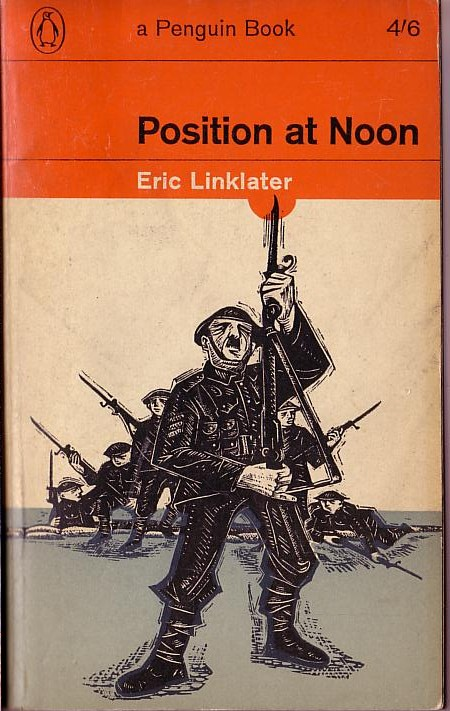 Eric Linklater  POSITION AT NOON front book cover image